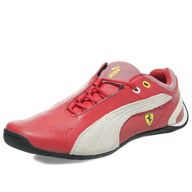 chaussures future cat m2 scuderia ferrari rouge gar on puma. Black Bedroom Furniture Sets. Home Design Ideas