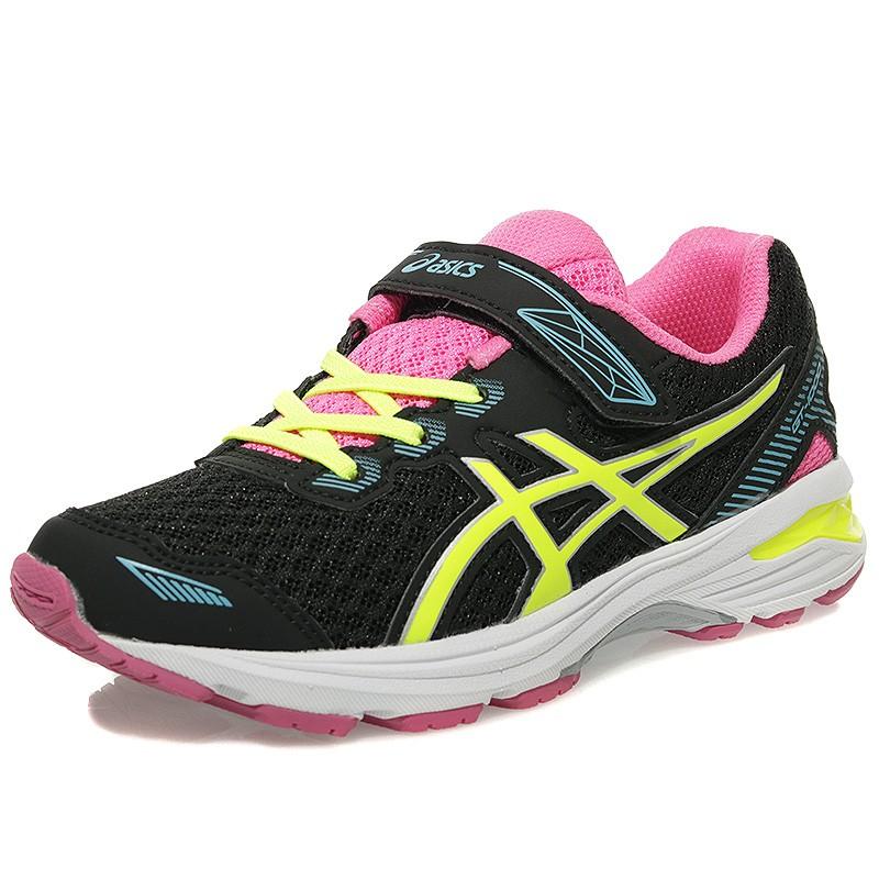Running Noir 1000 5 Asics Chaussures Gs Gt Fille wv8n0mNO