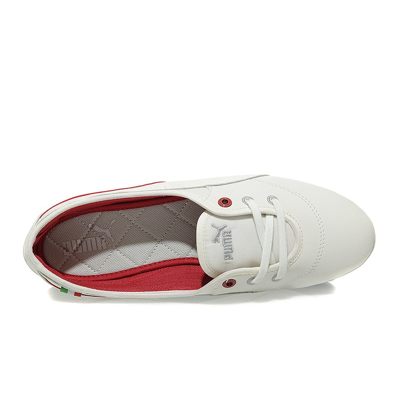 différemment moins cher grande vente de liquidation Chaussures Bella Scuderia Ferrari Blanc Femme Puma