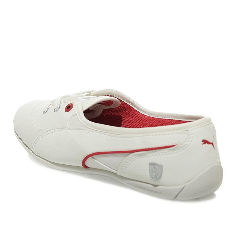 Chaussures Bella Scuderia Ferrari Blanc Femme Puma
