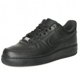 Chaussures Air Force 1 '07 Noir Homme Nike