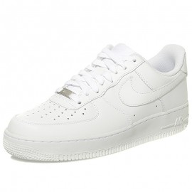 Chaussures Air Force 1 '07 Blanc Homme Nike