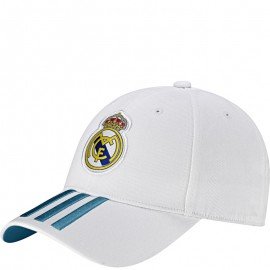 Casquette Real Madrid Blanc Football Homme Adidas