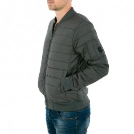 Doudoune Marty Gris Homme Crossby