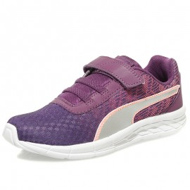 Chaussures Comet V PS Violet Fille Puma