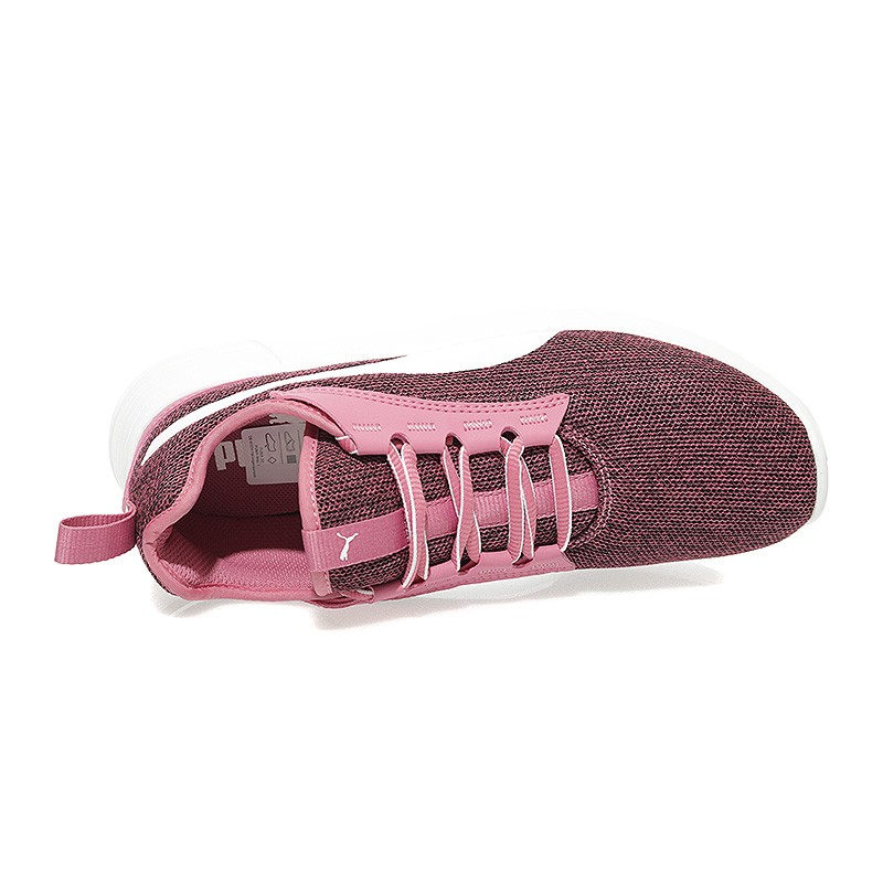 Chaussures Trainer Evo V2 Knit Rose Fille Puma wv9fJaybY