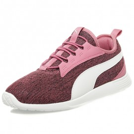 Chaussures Trainer Evo V2 Knit Rose Fille Puma