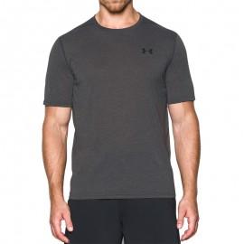 Tee-shirt Threadborne Gris Homme Under Armour