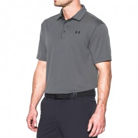 Polo Entrainement Blanc Homme Adidas