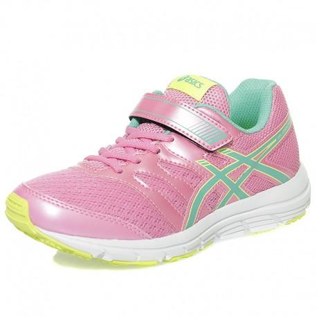 Chaussures Gel Zaraca  4 PS Rose Running Fille Asics