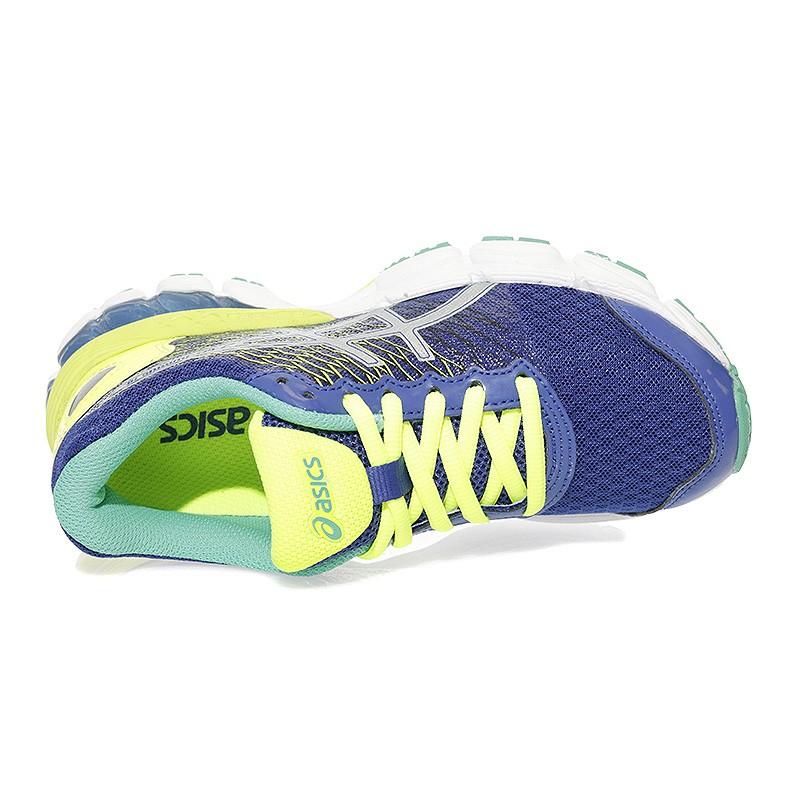 Chaussures 18 Gel Running Nimbus Qcweopx Femme Fille Bleu