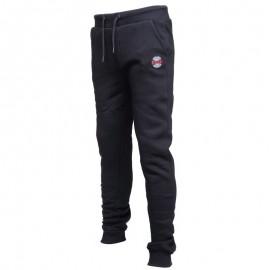 Pantalon Basebot Sweat Fleece Noir Garçon Redskins