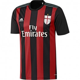 Maillot Football Milan Ac Rouge Homme Adidas