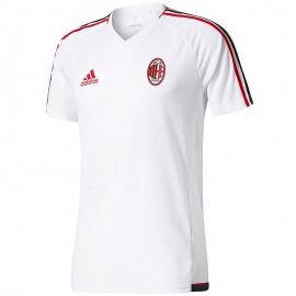Maillot Football Milan Ac Blanc Homme Adidas