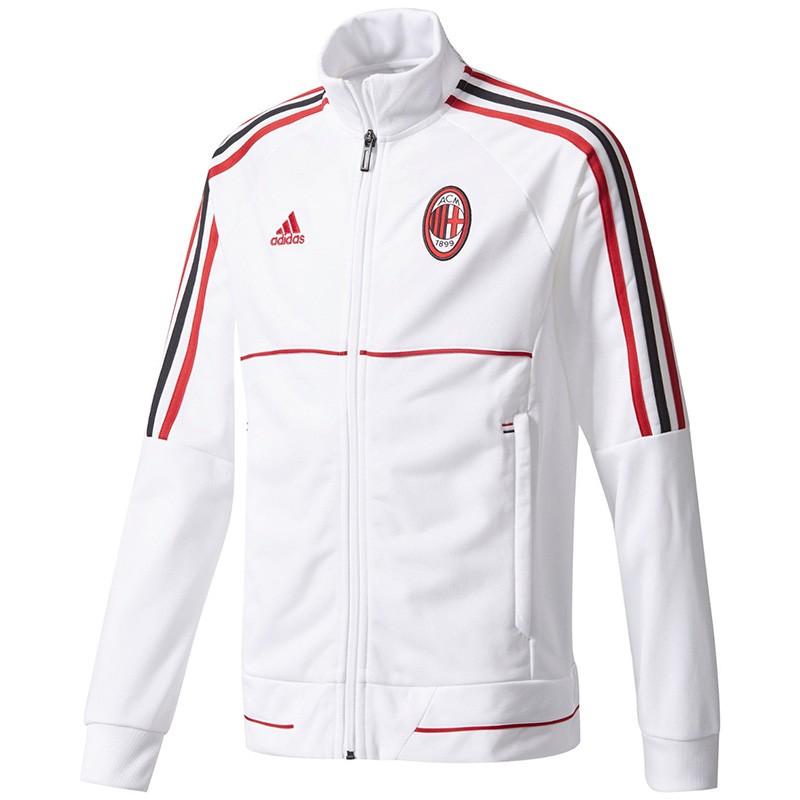 AC Milan Homme Survêtement Football Vert Adidas