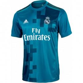 Maillot Real Madrid Bleu Football Homme Adidas