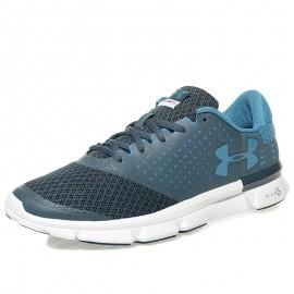 Chaussures Micro G Speed Swift 2 Bleu Running Homme Under Armour