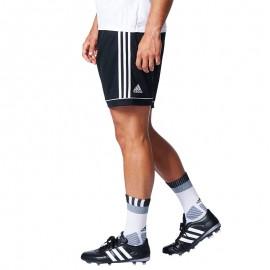 Short Squad 17 Football Noir Homme Adidas
