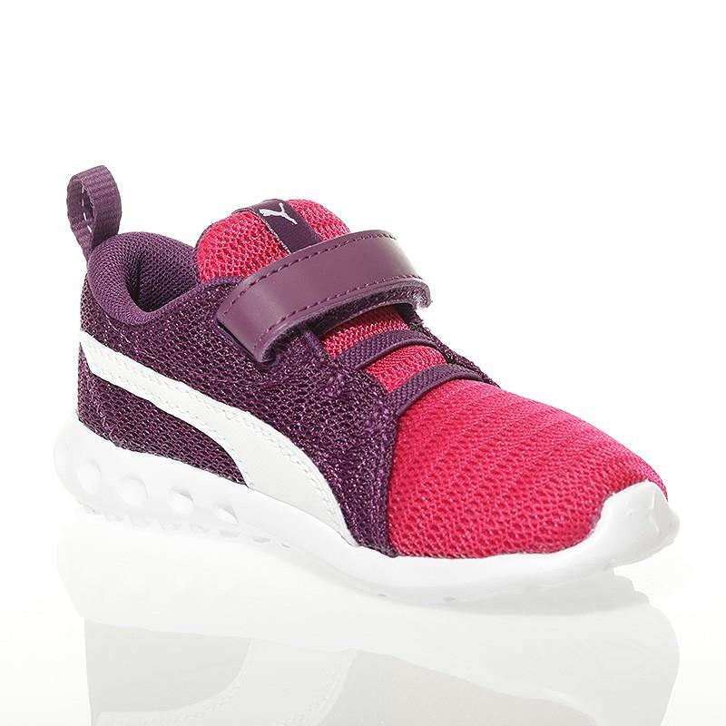 Carson 2 V Inf (bébé) Violet Baskets