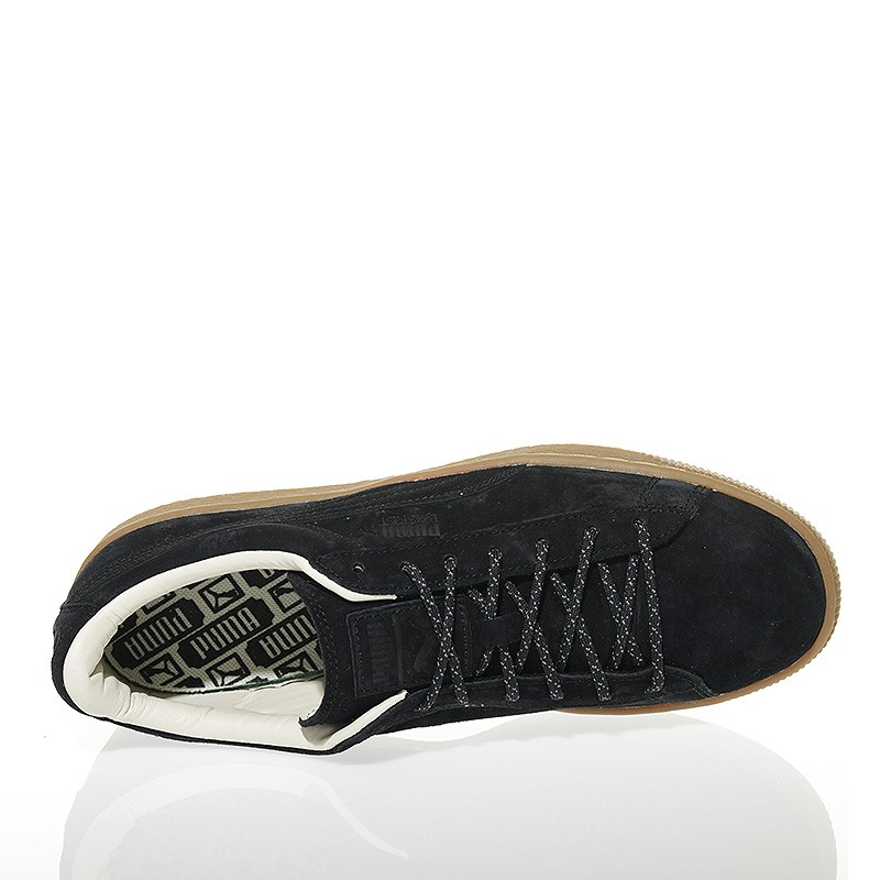 Classic Noir Homme Puma Chaussures Winterized EH92DI