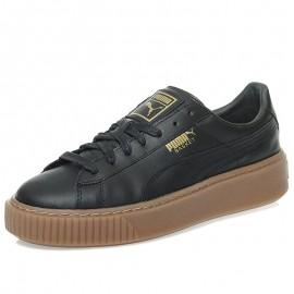 Chaussures Platform Reset Winners Noir Femme Puma