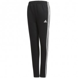 Pantalon Molleton Noir Garçon Adidas