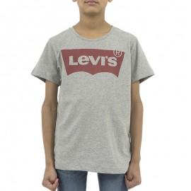 Tee Shirt Gris Garçon/Fille Levi's