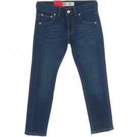 Jean 510 Skinny Bleu Garçon Levi's