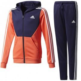 Survêtement Fille Marine Adidas
