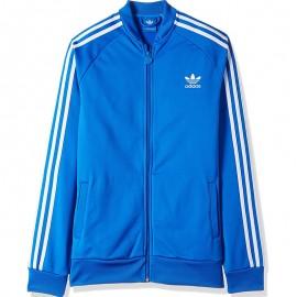 Veste Superstar Bleu Garçon Adidas