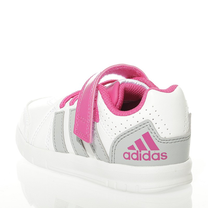 Chaussures LK Trainer 7 Blanc Rose Fille Adidas