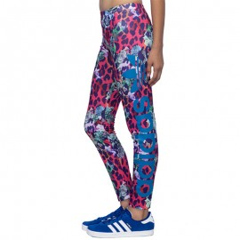 Legging Rose Fille Adidas