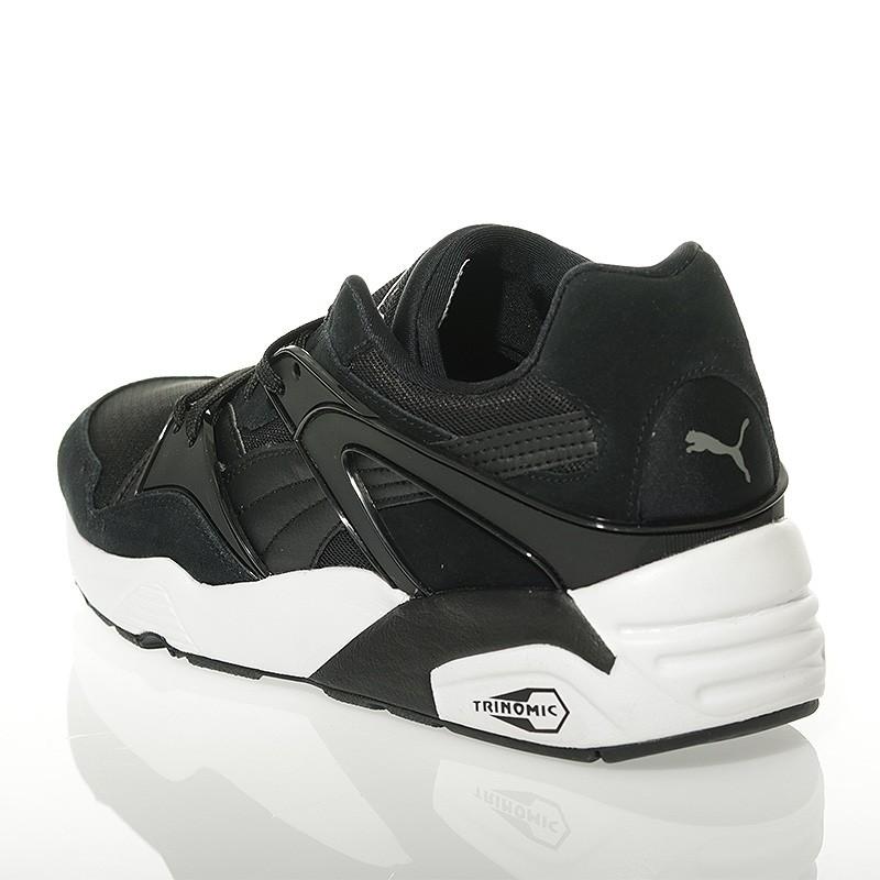 Homme Chaussures Blaze Noir Puma Trinomic cTKJ1lF