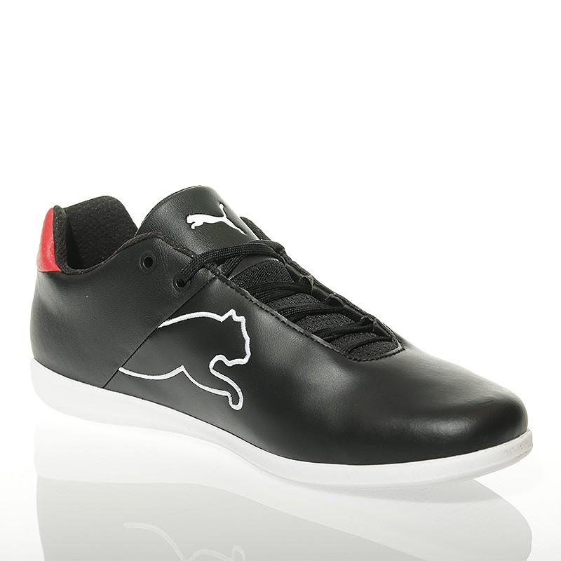 Casual Homme Scuderia Cat Future Ferrari Noir Chaussures Puma QCshrdtx