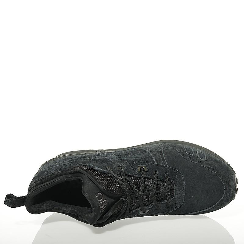 Montante Lyte Gel Chaussures Homme Noir Asics sdxtQChrB