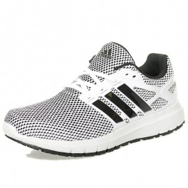 Chaussures Energy Cloudfoam Blanc Running Homme Adidas