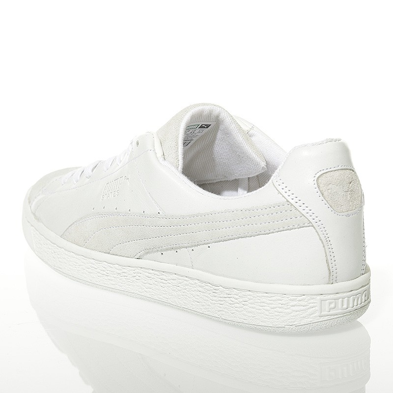 Chaussures States AA Blanc Homme Puma