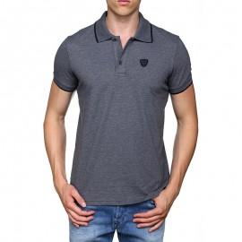 Polo East 2 Mew Gris Homme Redskins
