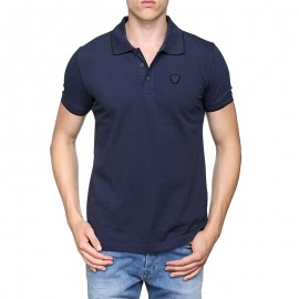 Polo East 2 Mew Marine Homme Redskins