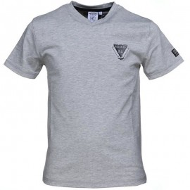 Tee shirt Corner Gris Homme Redskins