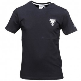 Tee shirt Corner Noir Homme Redskins