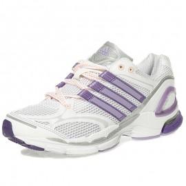 Chaussures Supernova Sequence 4 Blanc Running Femme Adidas