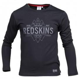 Tee-Shirt Craize Noir Garçon Redskins