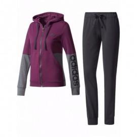 Survêtement Marker Hoody Violet Femme Adidas