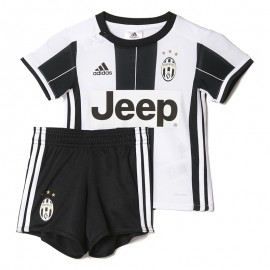 Minikit Juventus de Turin Blanc Football Bébé Garçon Adidas