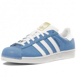 Chaussures Superstar Bleu Homme Adidas