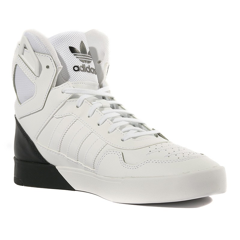 Blanc Chaussures Montante Zestra Adidas Femme 3A5R4Lj