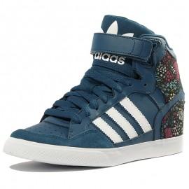 Chaussures Extaball Up Bleu Femme Adidas