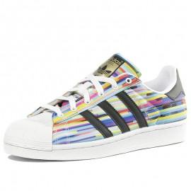 Chaussures Superstar Multi-couleur Garçon Fille Adidas