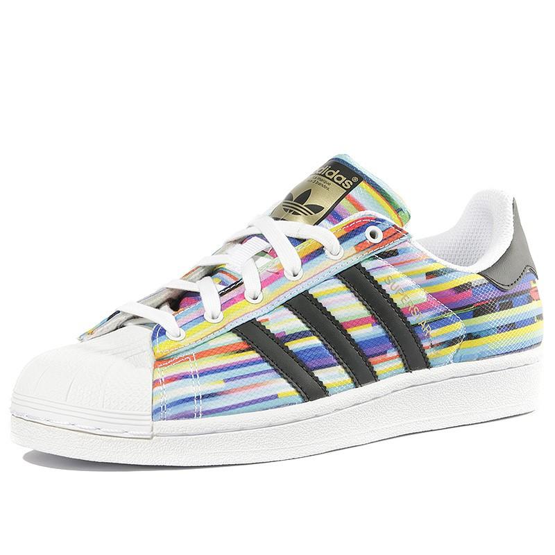 Chaussures Couleur Adidas Fille Garçon Multi 11xws0rq Superstar Ybg7yf6